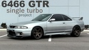 King Josias's 500 whp single turbo Nissan Skyline R33 GTR project: BEGINNINGS