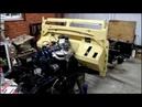 Спецпроект Land Rover Series III 1982 года НАЧАЛО 18 установка первой кузовной детали