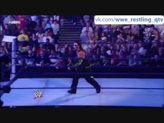 WWE QTVCM Punk Entrance as Jeff Hardy / Выход Cм Панка в роли Джеффа Харди