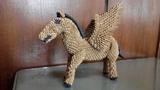 how to make origami 3d horse pegasus part 1