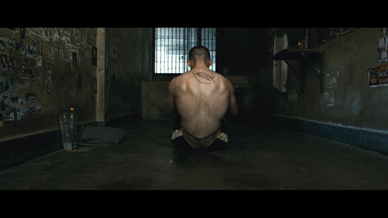 Фильм бои без правил в тюрьме ваш