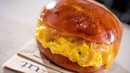 Chef Alvin Cailan | The Fairfax Sandwich at Eggslut