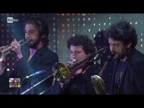 Concerto del Primo Maggio 2018 - Calibro 35 - 1M2018