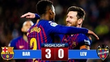 Barcelona vs Levante 3-0 Highlights &amp All Goals (17012019)