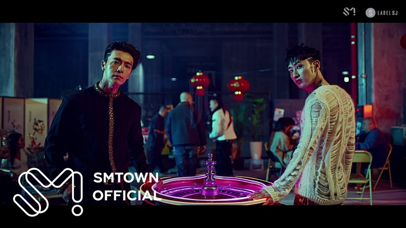 SUPER JUNIOR-DE 슈퍼주니어-DE '땡겨 (Danger)' MV