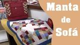 Como fazer uma manta de sof