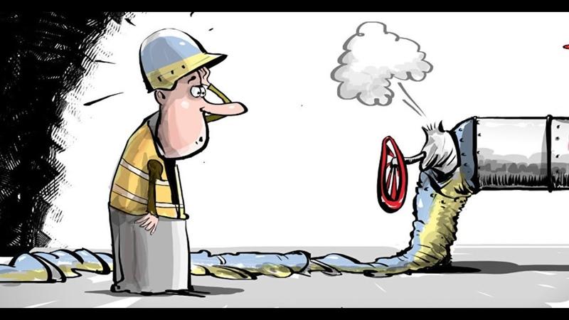 Как, кто и чем разбавляет газ? Почему долго закипает чайник?