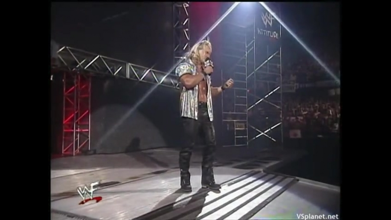 |WM| Дебют Криса Джерико - Ро 09.08.1999