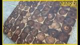 Эко панно из ореха Eco panel of walnut