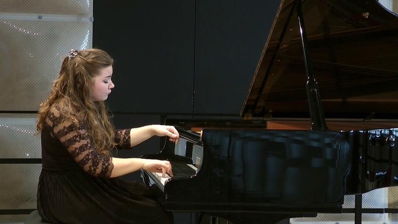 F.Liszt - Piano Sonata in h-moll , S 178/ Kateryna Garanich