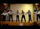 Подарок ко Дню Учителя - танец Яблочко