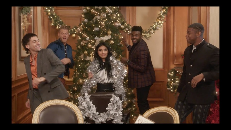 Rockin Around The Christmas Tree - Pentatonix (From Pentatonix A Not So Silent Night)