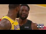 Miami Heat vs Los Angeles Lakers December 10, 2018