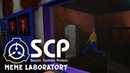 SCP – Meme Laboratory 1.3.10 [2 ЧАСТЬ] ☯ Eugene Dragon ☯ Play