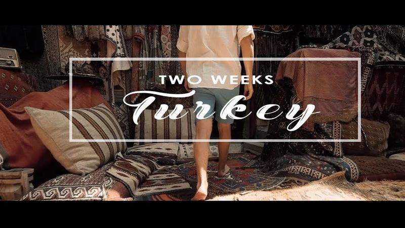 Two Weeks Turkey Travel