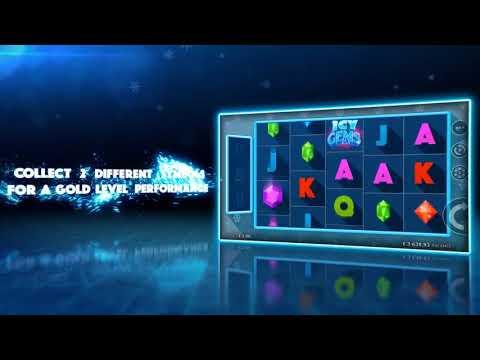 Icy Gems Online Slot ГОЛДФИШКА