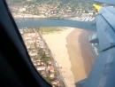Takeoff. Aeropuerto SAN SEBASTIAN DONOSTIA (SPAIN) June 2017.