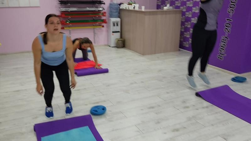 Интервальный тренинг