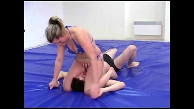 DWW 025 Antonia vs MaN - Hot Wrestling4781