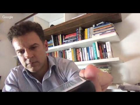 Bate papo eleitoral - Um diagnóstico do Brasil e dos candidatos