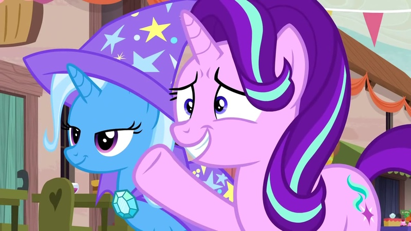 Starlight Glimmers Nervous Laughs