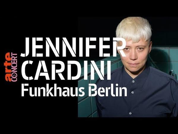 Jennifer Cardini @ Funkhaus Berlin (Full Set HiRes) – ARTE Concert