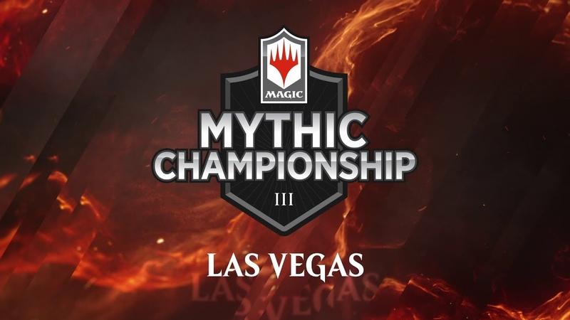 Mythic Championship III   MTG Arena   June 21 – 23