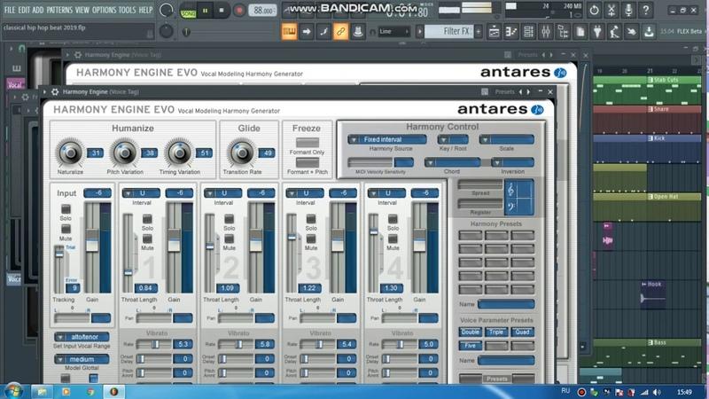 Cosmic EFI - Classic Hip-Hop Beat (FL Studio 20) (Demo Project)