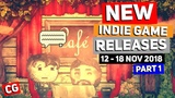 8 Upcoming Indie Game New Releases 12th 18th November 2018 Part 1 Dead Dungeon &amp More!