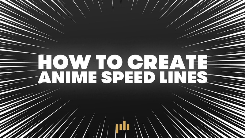 Create Anime Speed Lines in After Effects | PremiumBeat.com