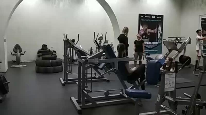КИНГ РИНГ Тольятти Спорт.... - Live
