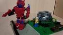1 серия война времени Лего мультик.