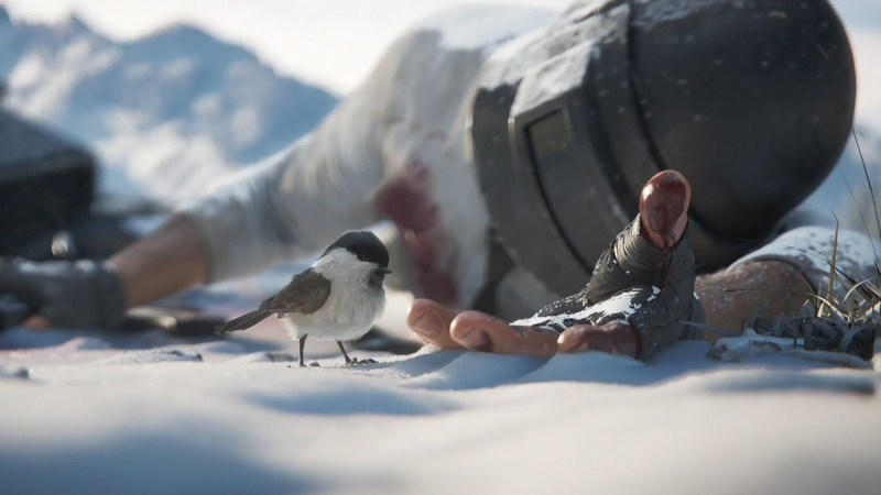 PUBG Snow Map Vikendi Trailer - The Game Awards 2018