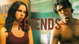 Reggie and Veronica - Friends