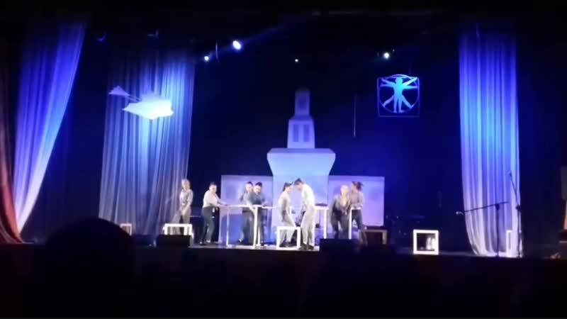 St-project - студ. весна 2018-2019 - постановка Дарья Тимкова