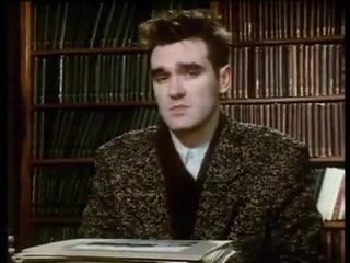 """1985, """"bbc"""", oxford road show - morrissey in salford and stretford"""
