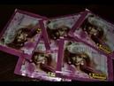 Обзор наклеек. Барби звезда .Barbie star 1997 1