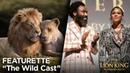 The Wild Cast Featurette | The Lion King