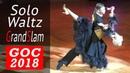 Final - Solo Waltz | GrandSlam STD | 2018 German Open Championships