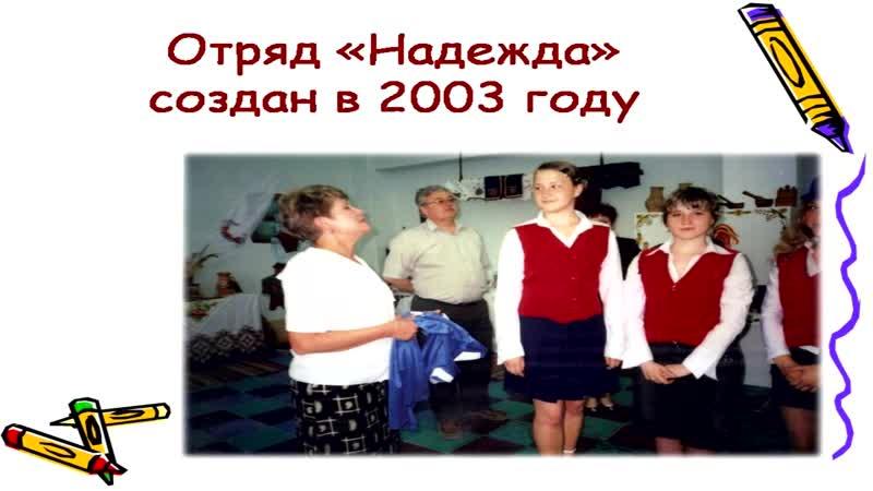 Волонтерский отряд «Надежда» ГБОУ ЛНР Алчевская социально-экономическая гимназия