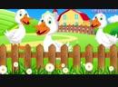 Цыплёнок ПИ, Свинка Пеппа, Паровоз Букашка - № 6 Сборник новых, весёлых Мультиков Детям