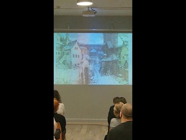 Видео с семинара «Знающий. История Древней и Старой Москвы» (3)