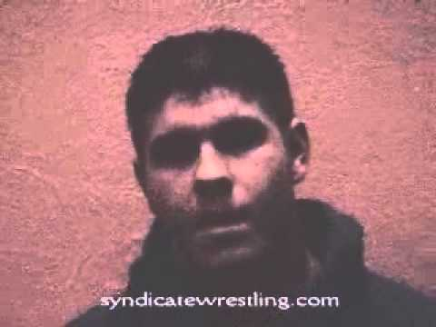 IWS Kevin Steen shoot promo Winter 2004