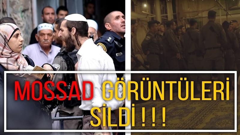 Kudüs'te Yasak Ezan Okuyan Türk İsrail Polisi Videoyu Zorla Sildi Genişletilmiş Sahneler