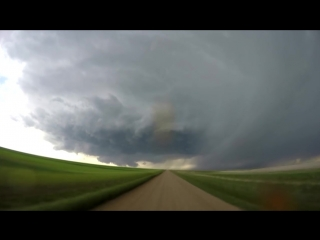 Helicity - Colorado Supercell Storm Chase - муз. Kevin MacLeod