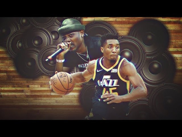 Donovan Mitchell Year 2 Mixtape (Flipp Dinero - Leave Me Alone Music Video)