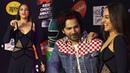Sonakshi Sinha and Varun Dhavan at Nickelodeon Kids Choice Awards 2018