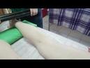 Массаж бамбуковыми палками