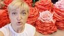 Лепестки роз из изолона, как плавить🕵️♂️