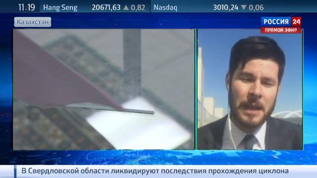 Новости на Россия 24 • Назарбаев: не надо подгонять Казахстан к демократии